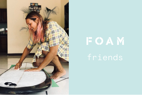 FOAM FRIENDS