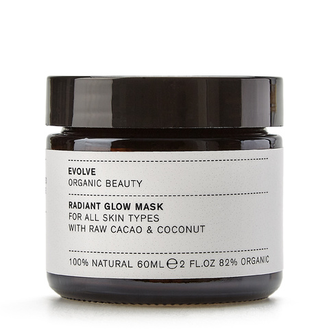 "Очищающая маска<span style=""margin-right:0.44em;""> </span><span style=""margin-left:-0.44em;"">&laquo;</span>Radiant Glow Mask With Cacao & Coconut&raquo;"
