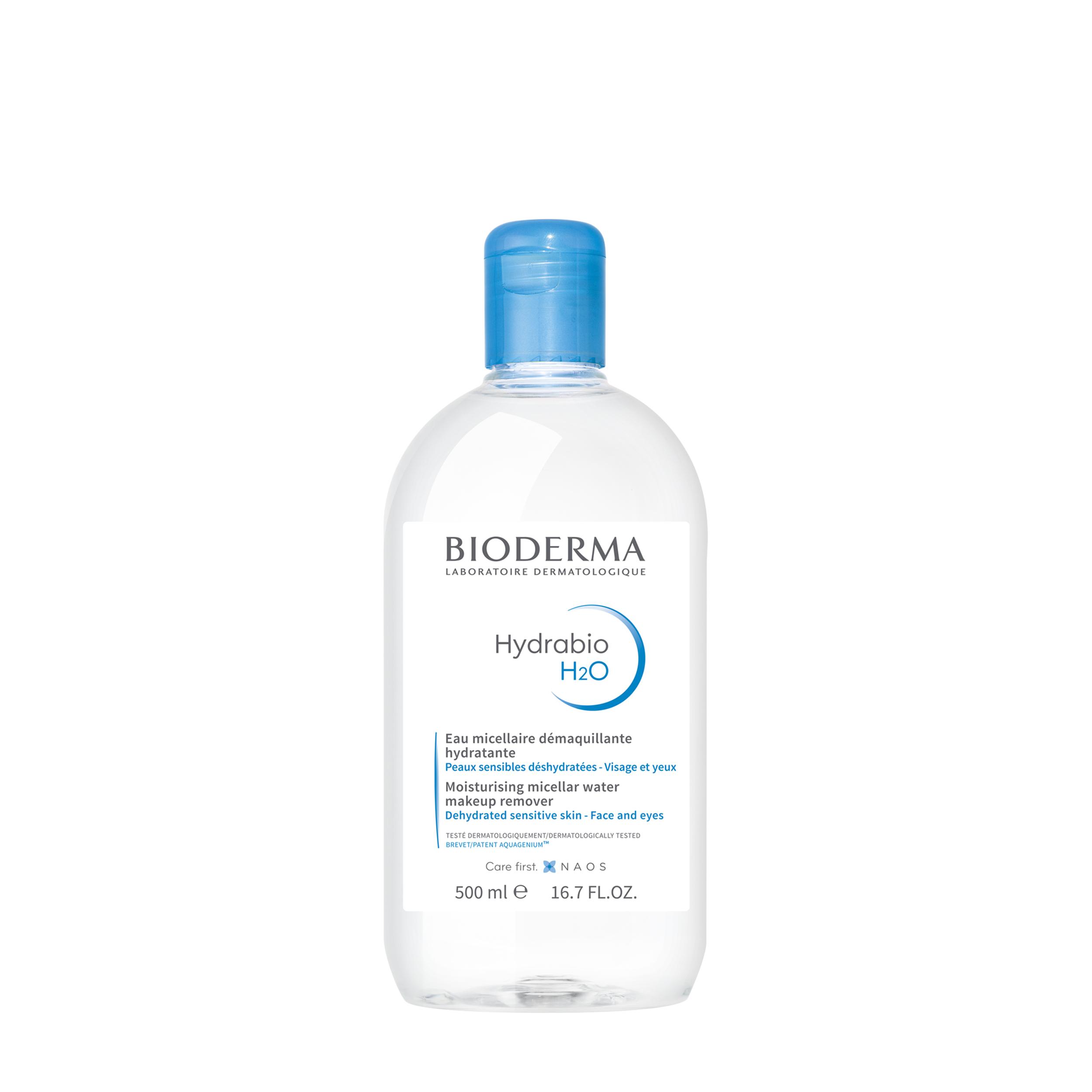 BIODERMA Гидрабио H2O Мицеллярная вода500 мл