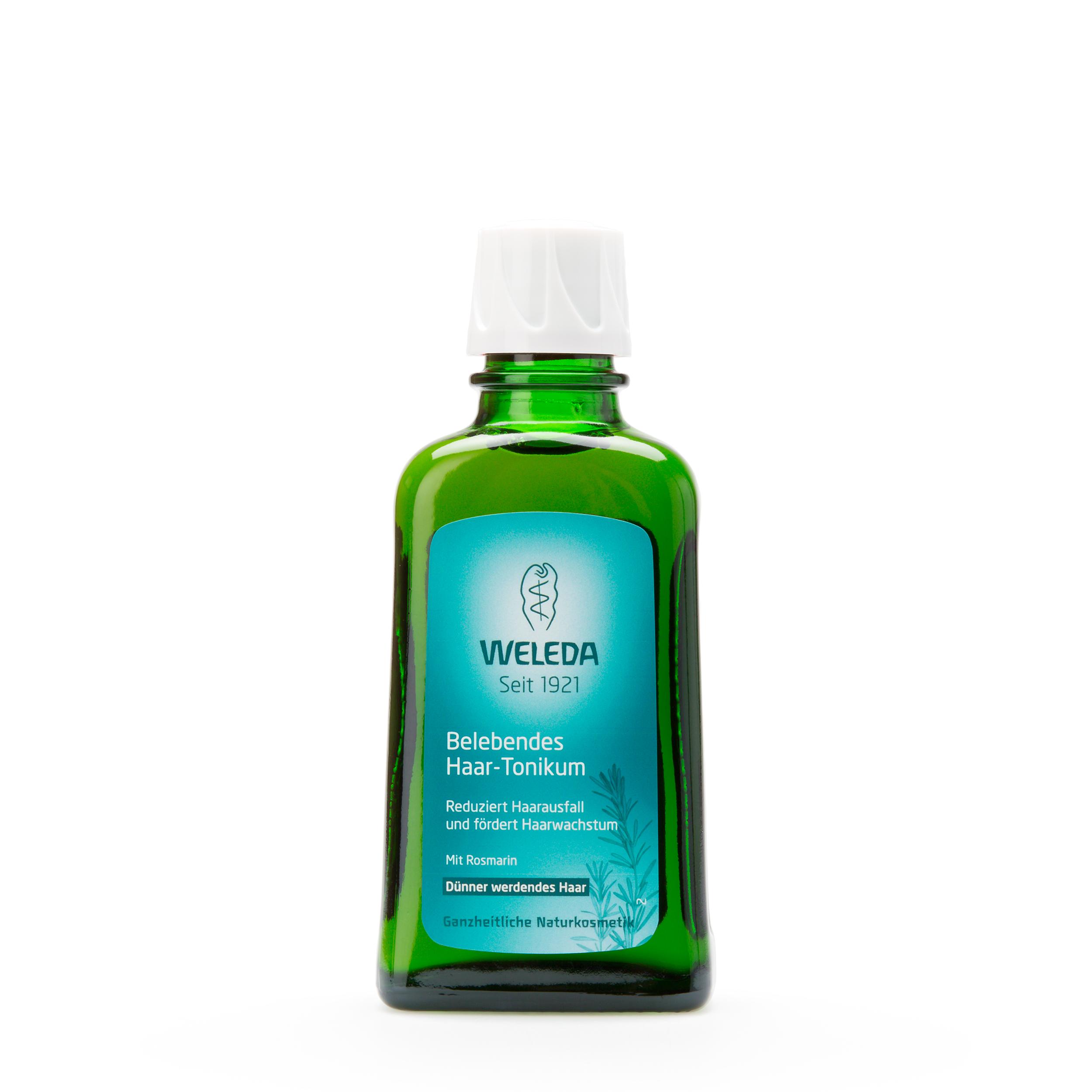 Weleda Укрепляющее средство для роста волос с розмарином