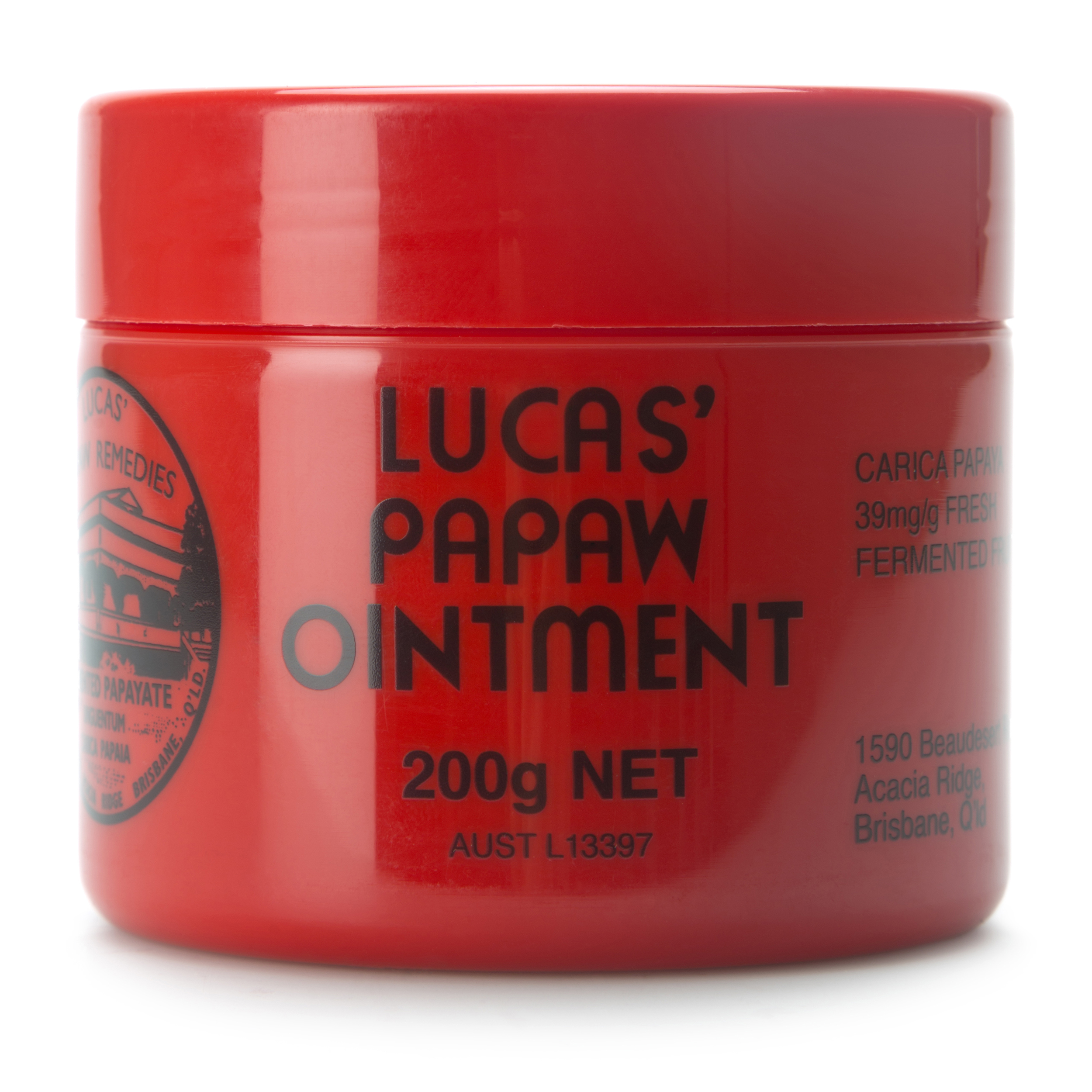 Lucas Papaw Бальзам для губ 200 гр фото