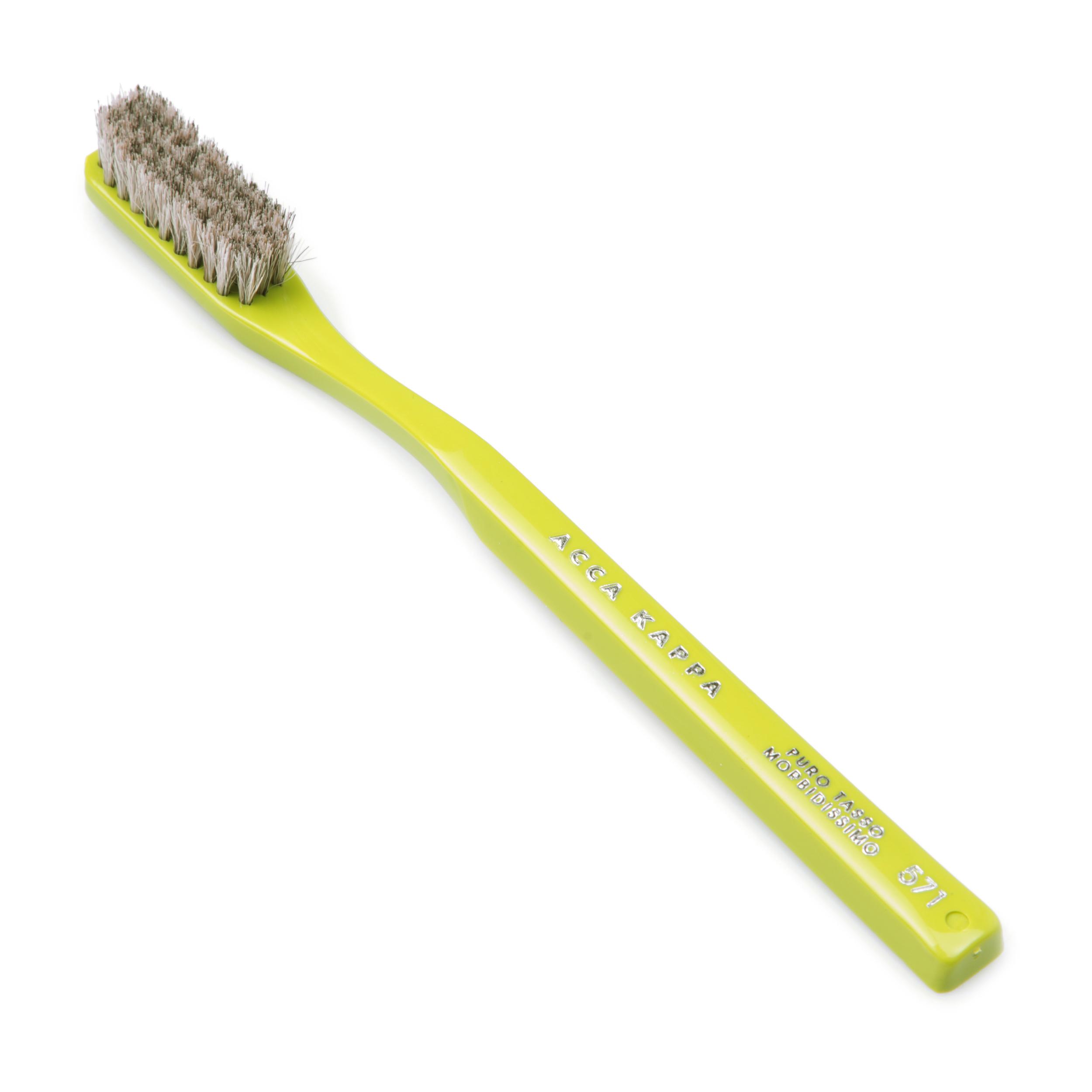 Зубная щетка очень мягкая 571