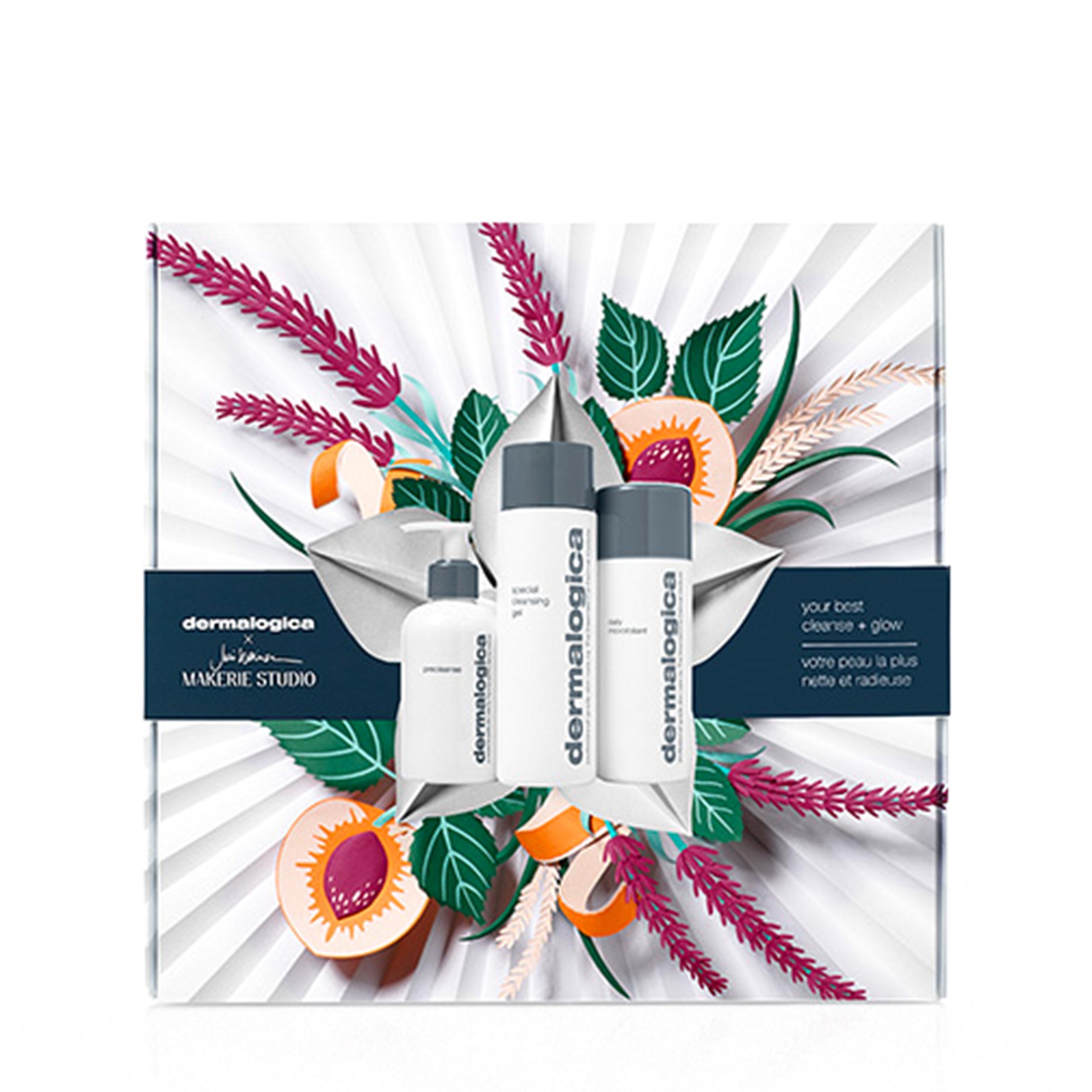 Купить Dermalogica Your Best Cleanse + Glow - Набор Ваше идеальное очищение и сияние (PreCleanse 150ml, Special Clean