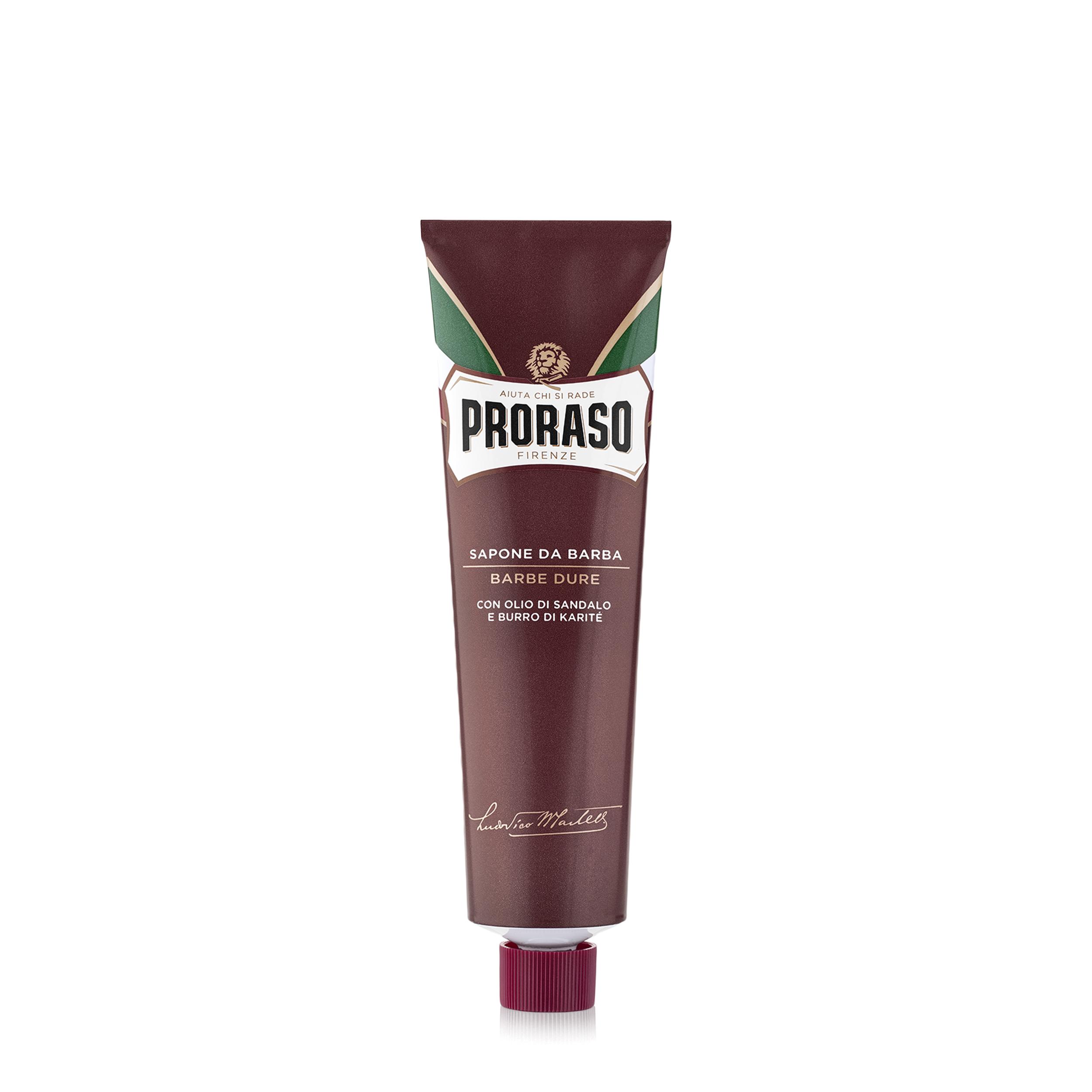 Купить PRORASO Питательный крем для бритья 150 мл