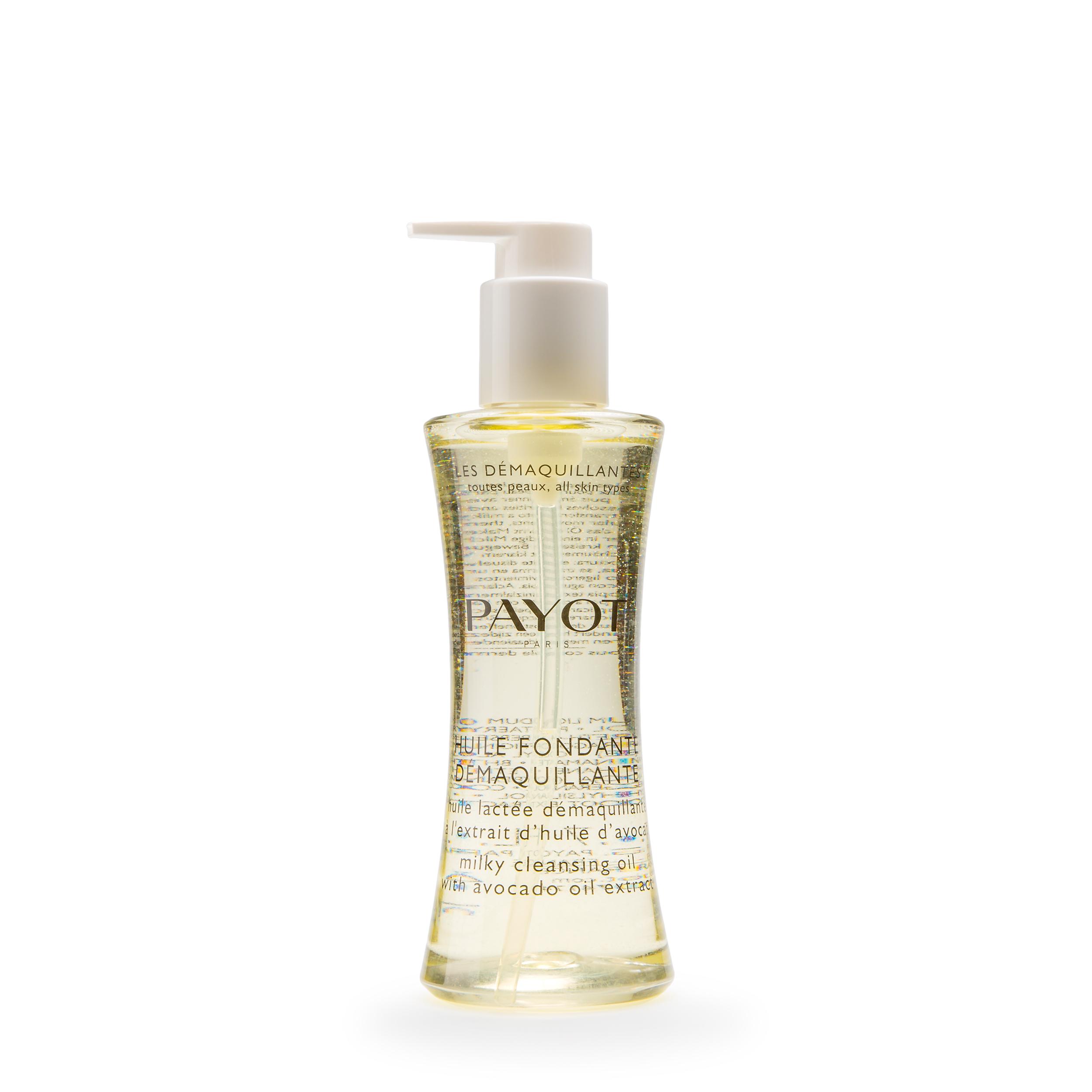 Купить PAYOT Очищающее масло для снятия водостойкого макияжа 200 мл