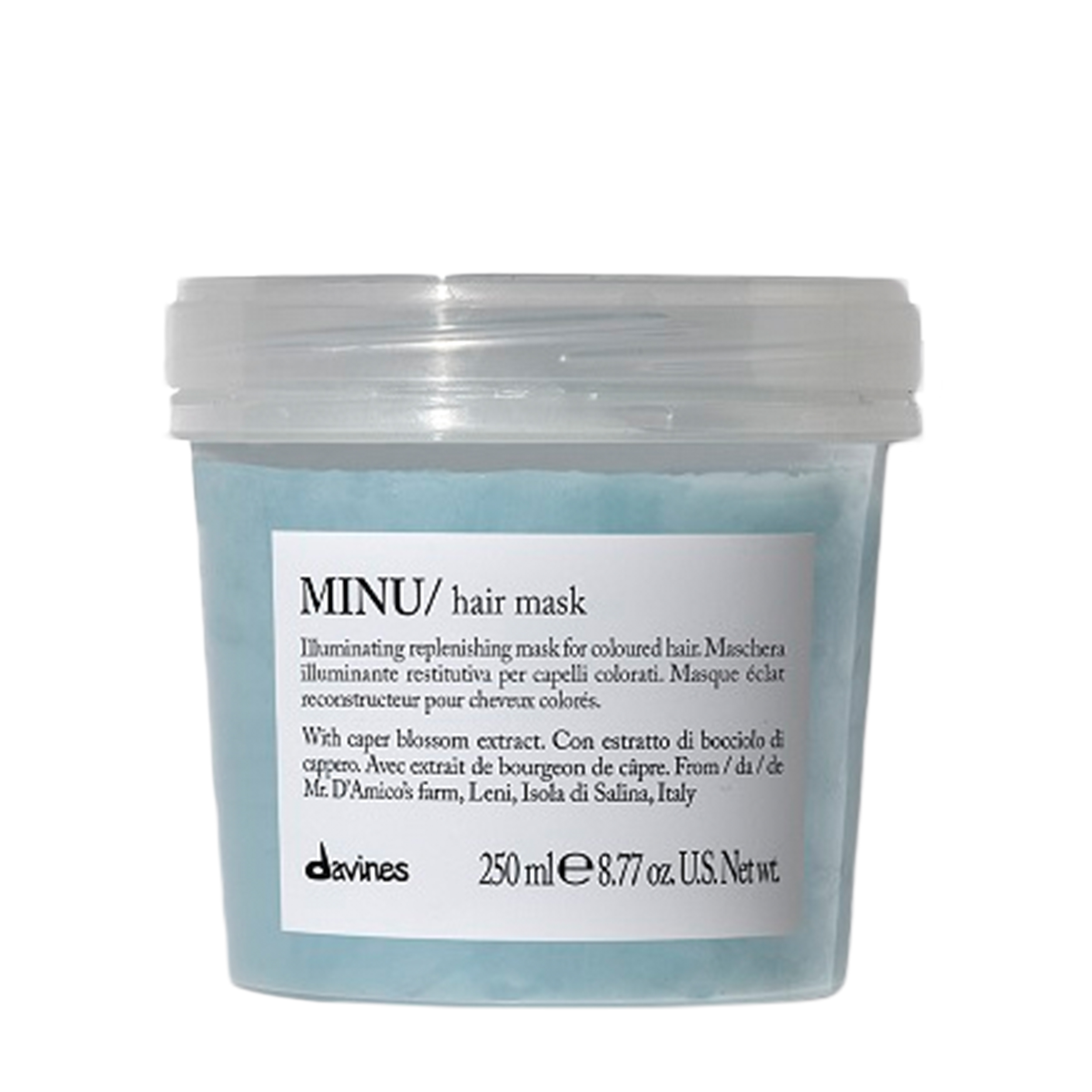 Davines Маска для окрашенных волос «MINU» 250 мл фото