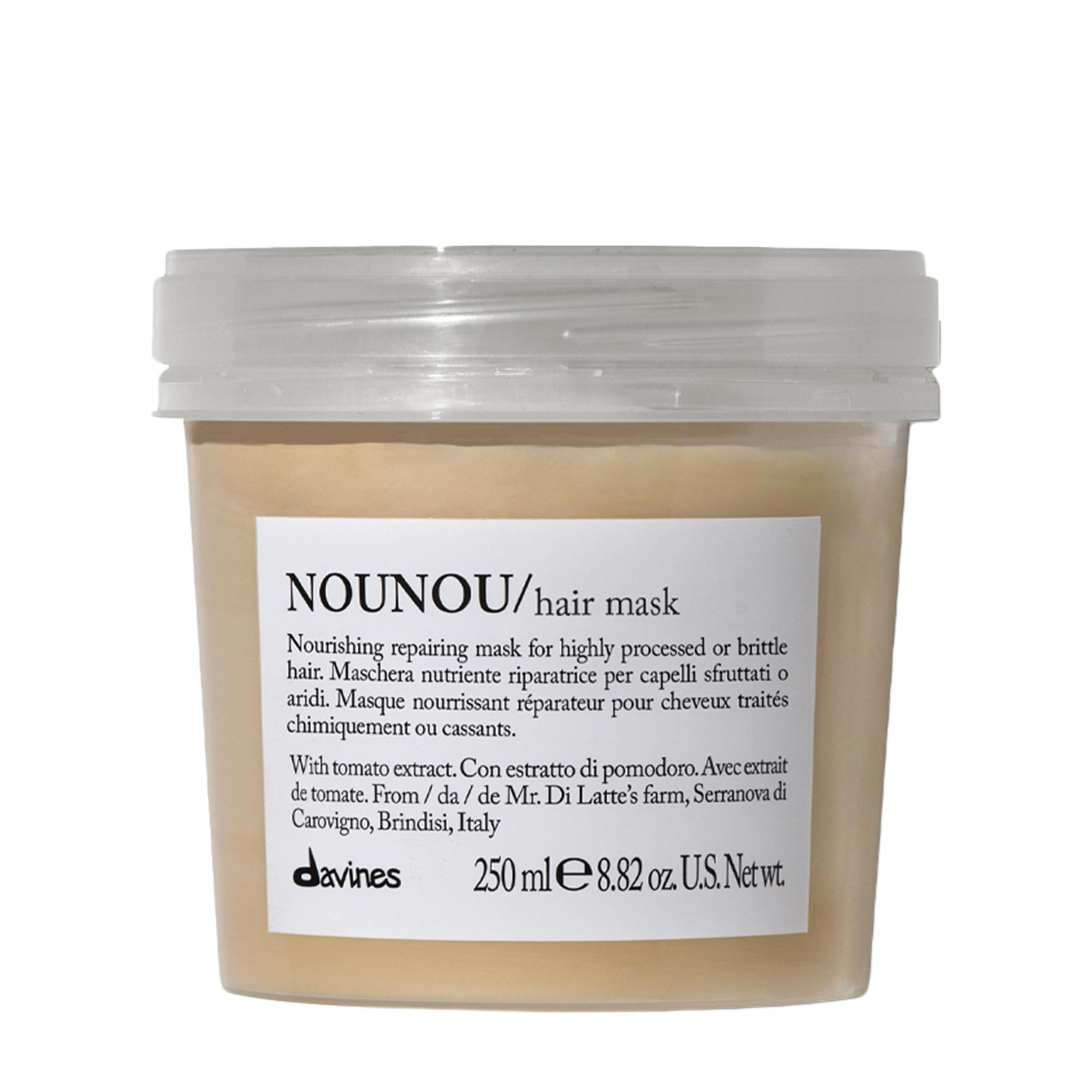 Davines Интенсивная восстанавливающая маска «NOUNOU» 250 мл фото
