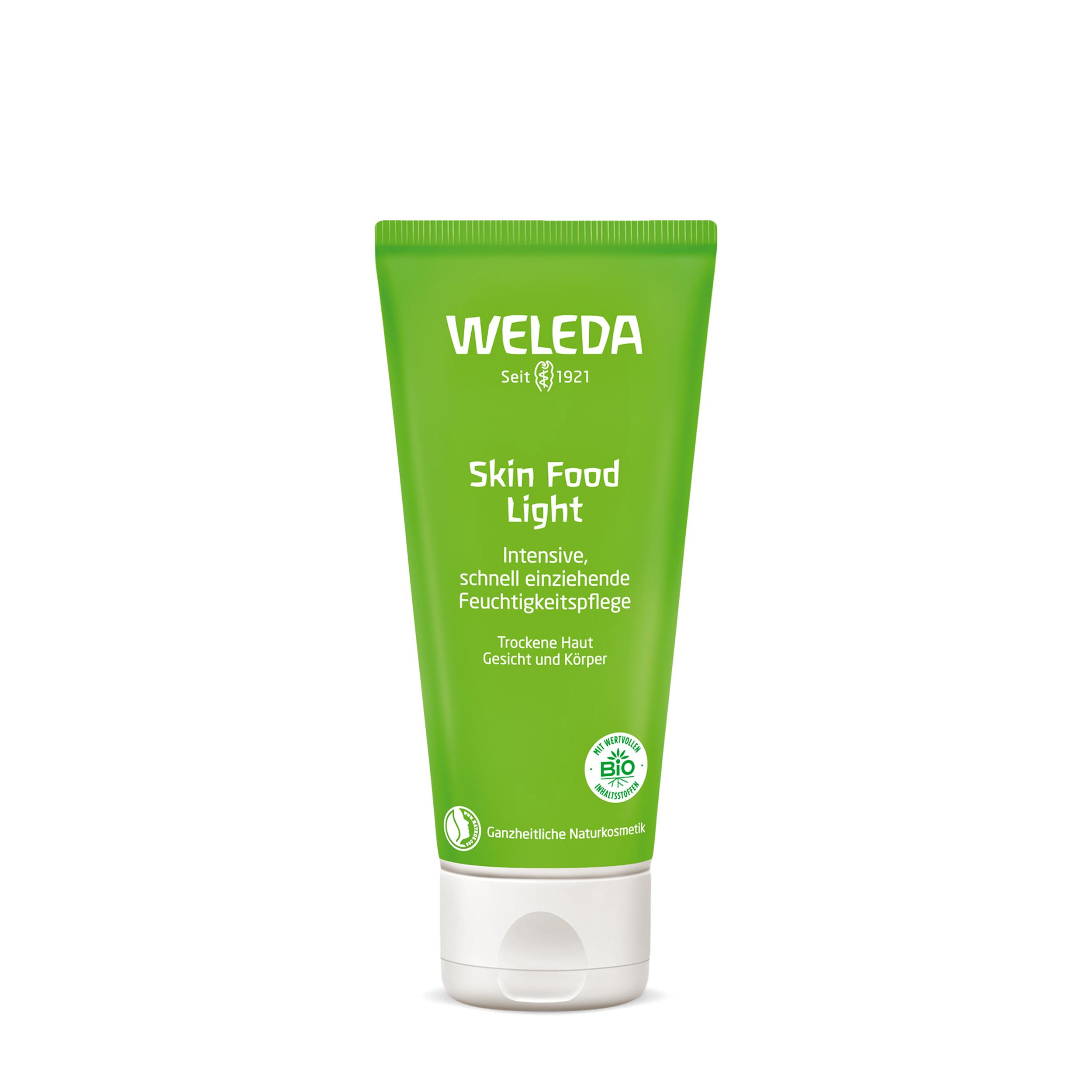 Купить Weleda Легкий питательный крем для лица и тела Skin Food