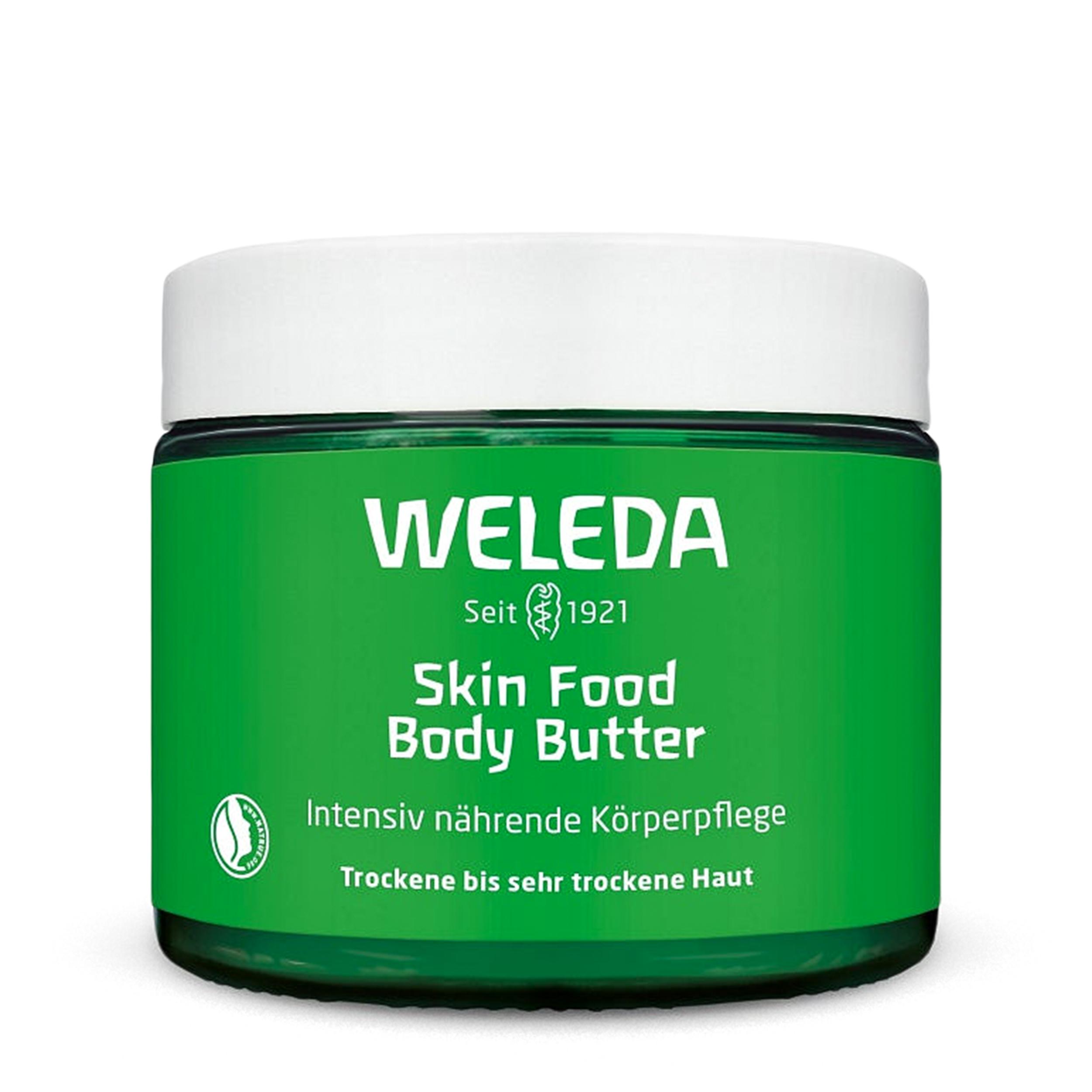 Купить Weleda Крем-баттер для тела Skin Food