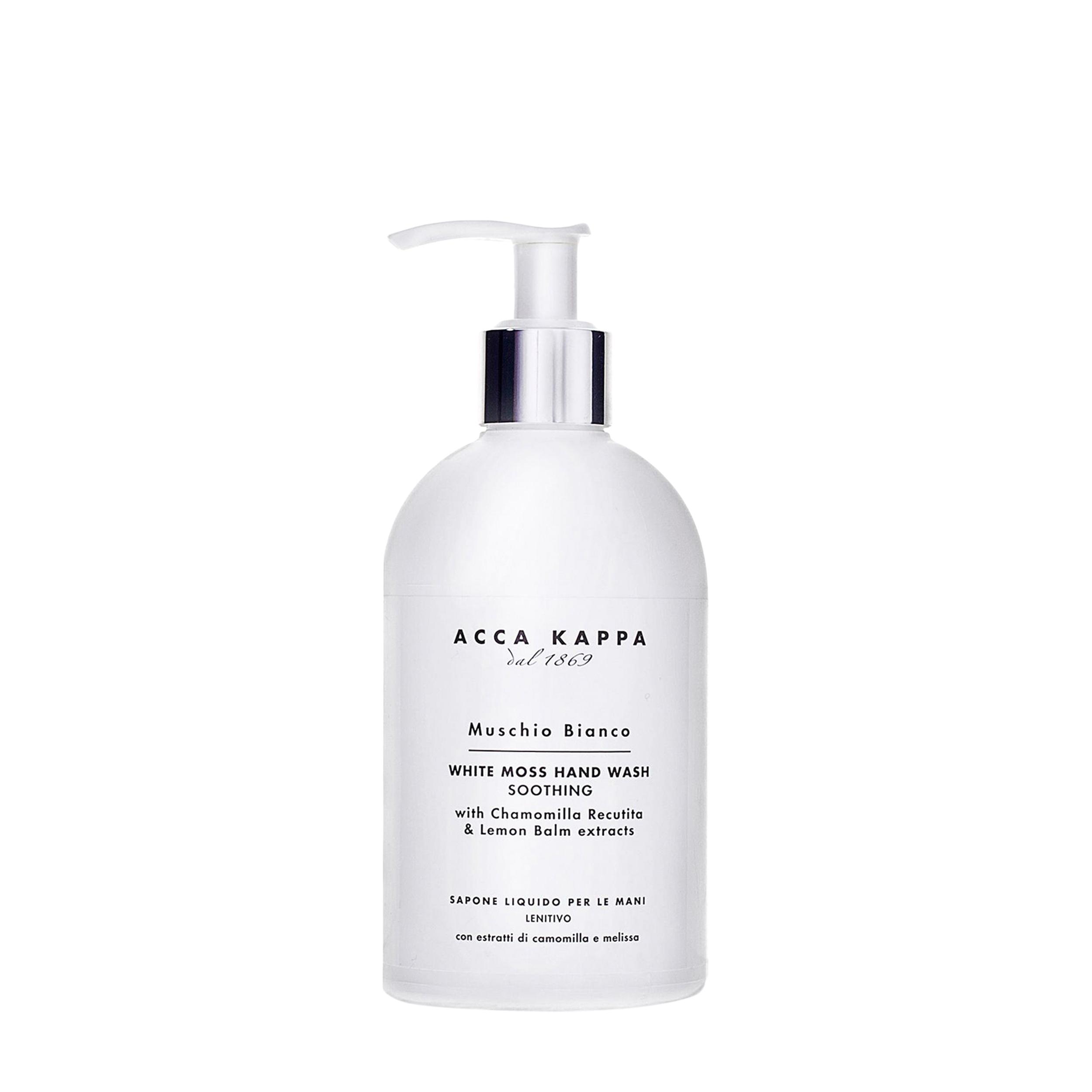 Купить ACCA KAPPA Жидкое мыло для рук «Muschio Bianco»