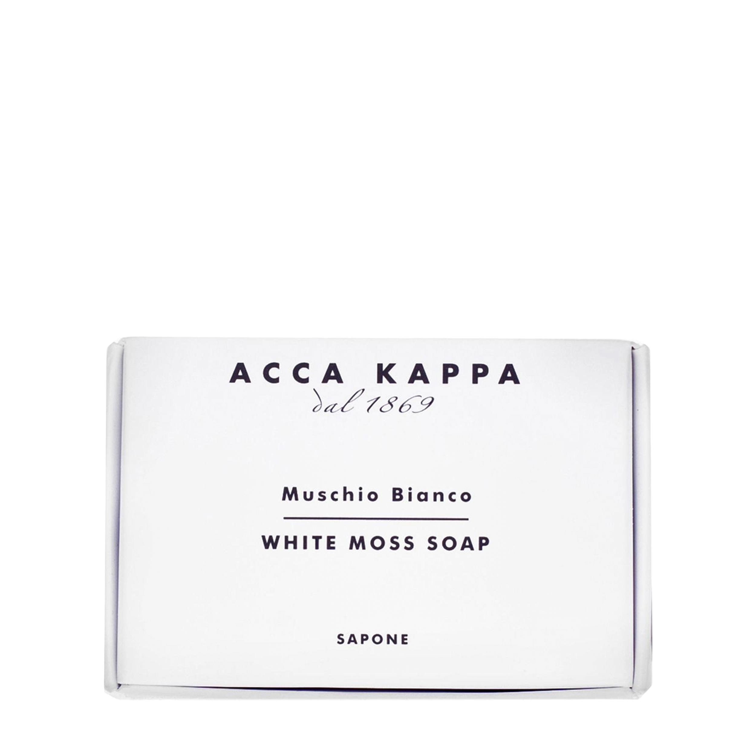 ACCA KAPPA Мыло «Muschio Bianco» 100 гр фото