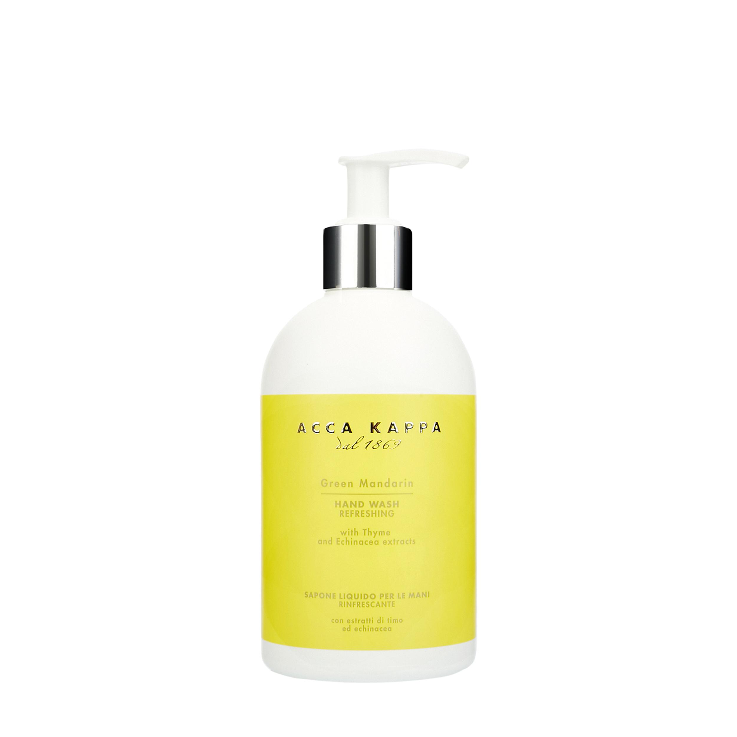 Купить ACCA KAPPA Жидкое мыло для рук «Green Mandarin»