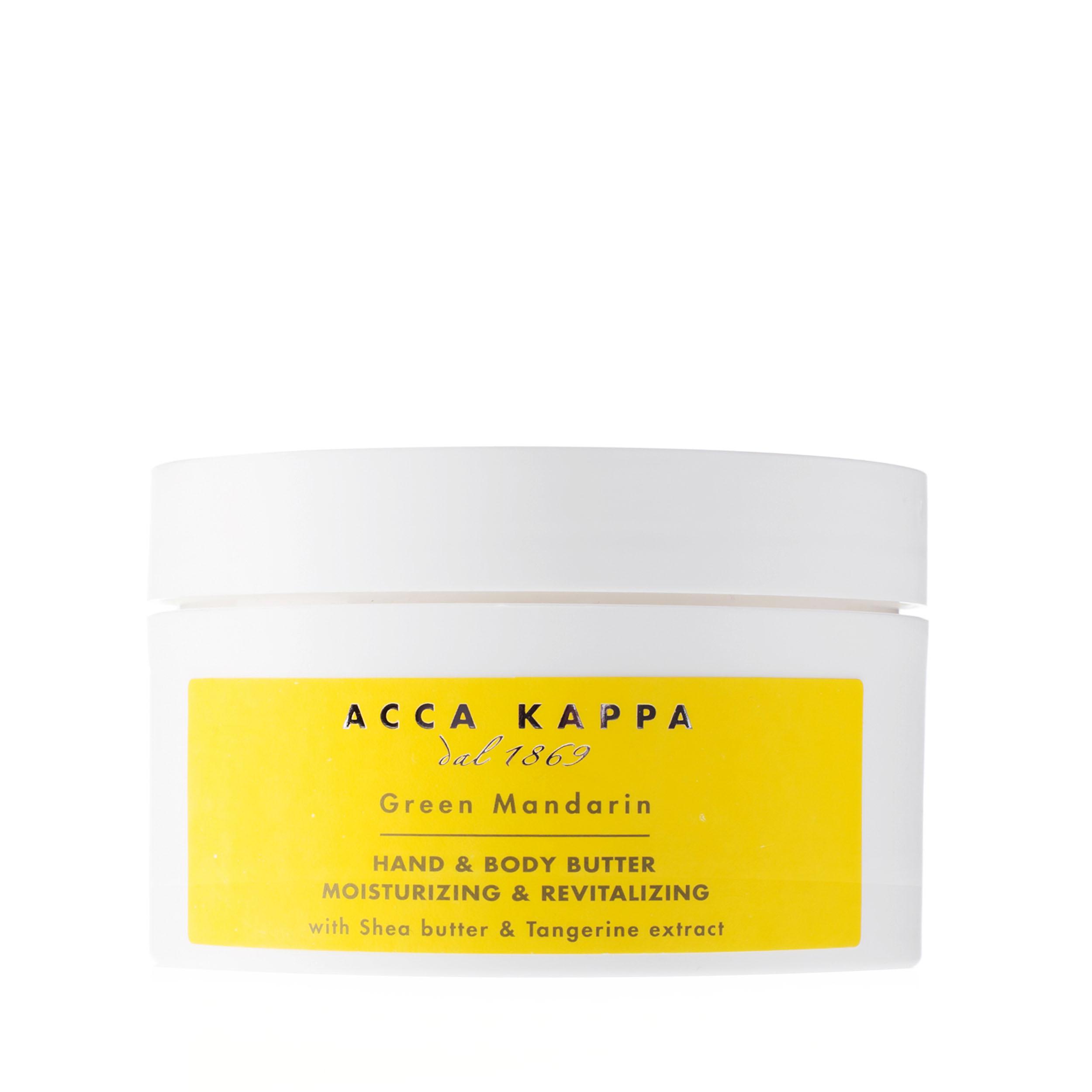 Купить ACCA KAPPA Масло для рук и тела «Green Mandarin» 200 мл