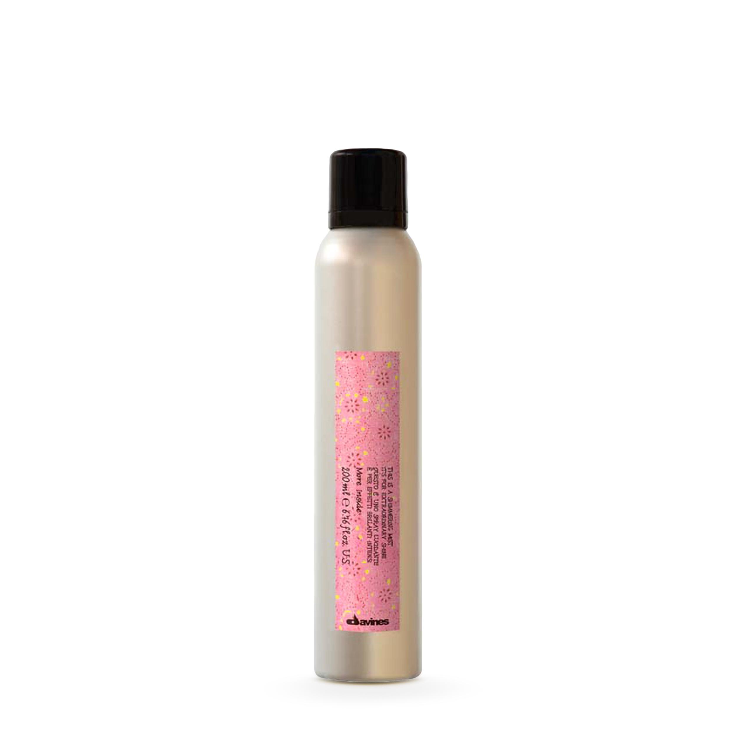 Мерцающий спрей для исключительного блеска волос 200 мл
