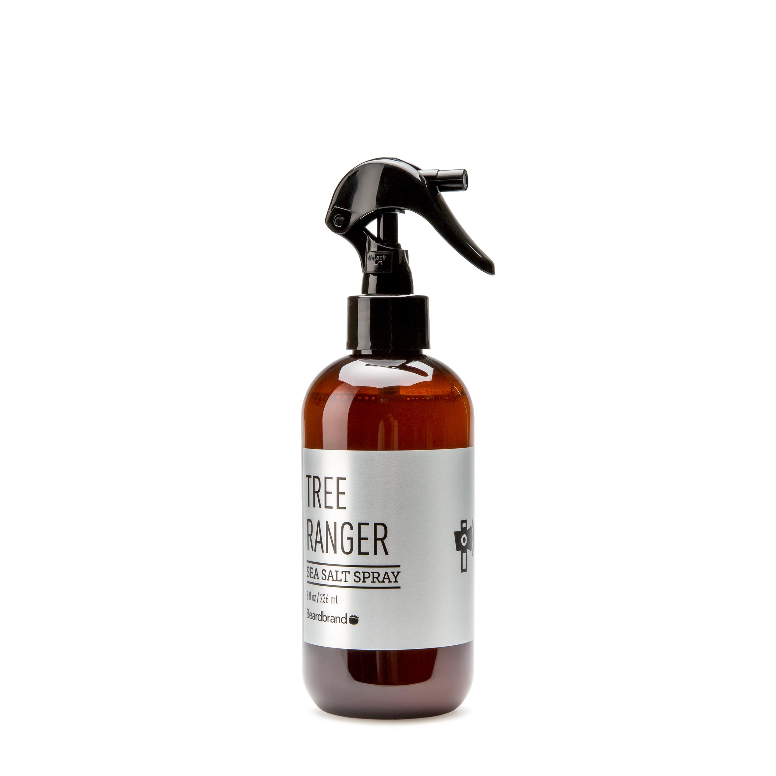 Beard Brand Спрей для волос Tree Ranger Sea Salt Spray 250 мл фото