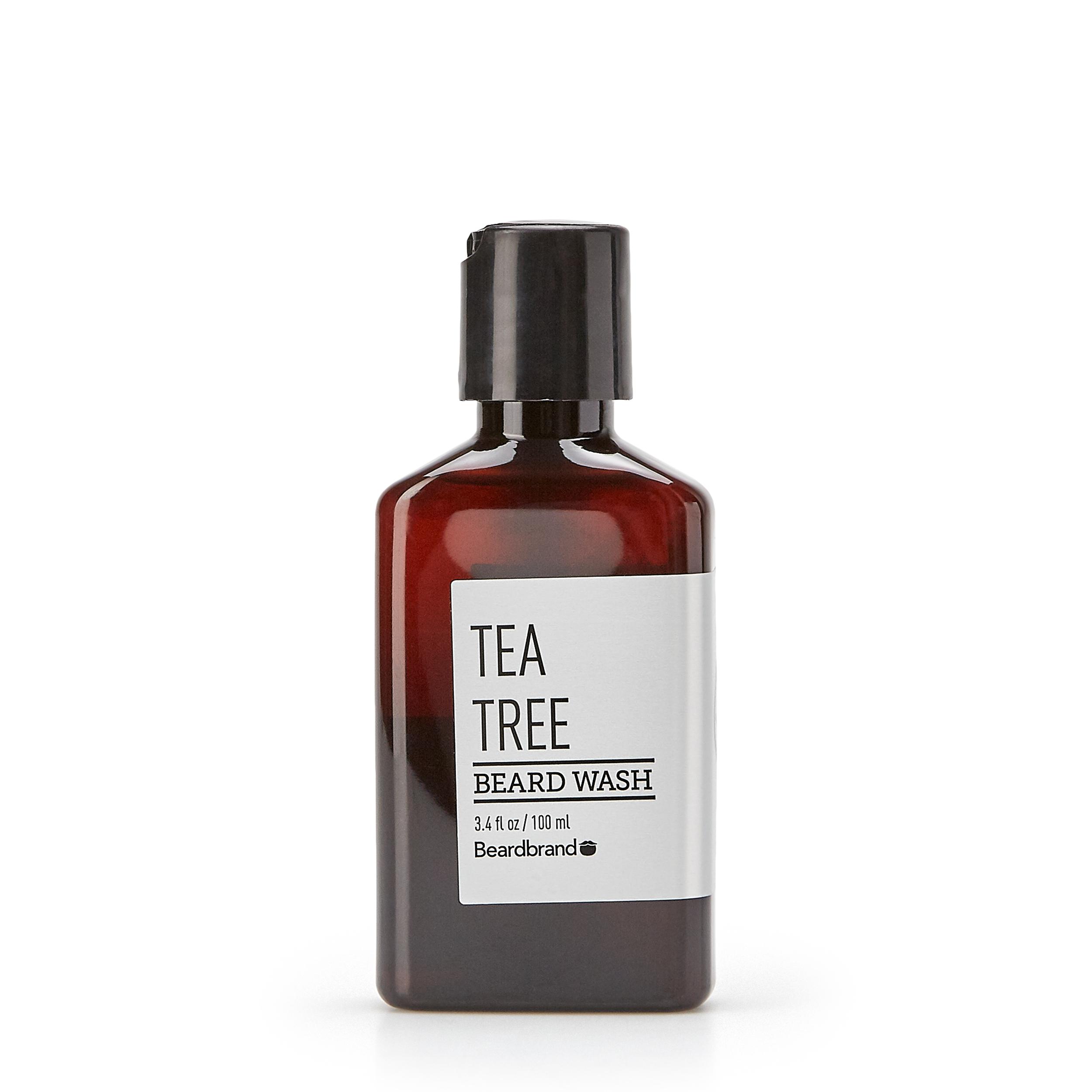 Beard Brand Шампунь для бороды «Tea Tree»