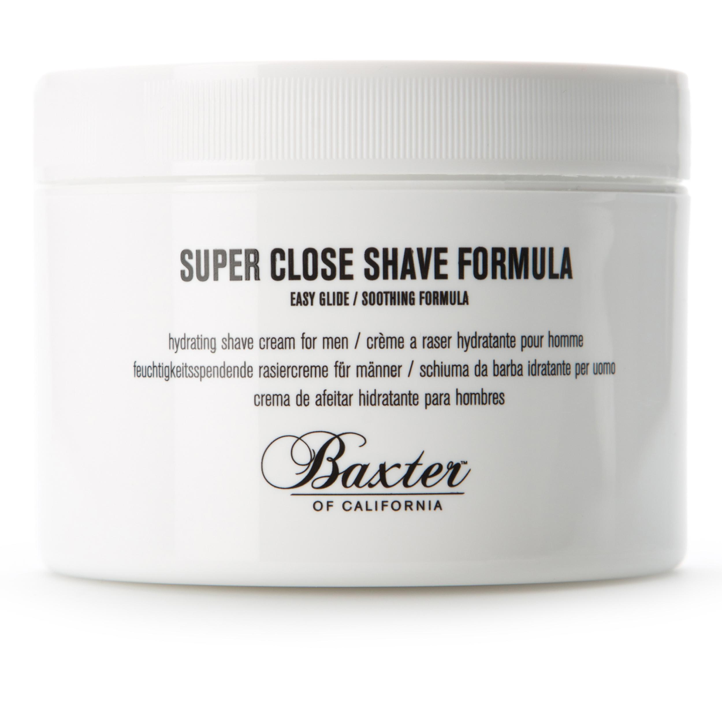 Baxter of California Крем для бритья Super Close Shave Formula 240 мл фото