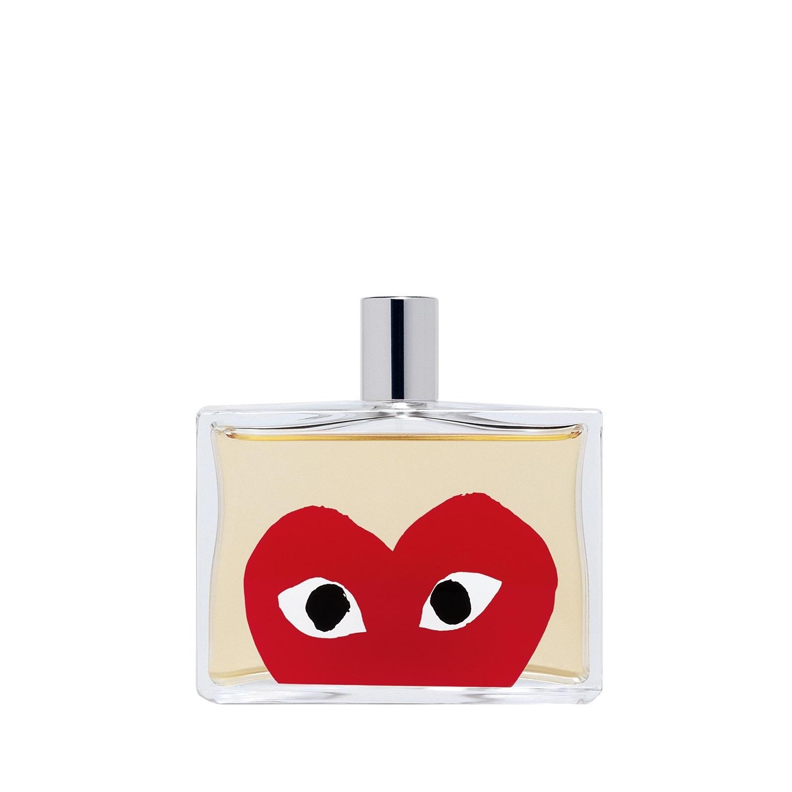 Купить Comme Des Garcons Туалетная вода PLAY RED