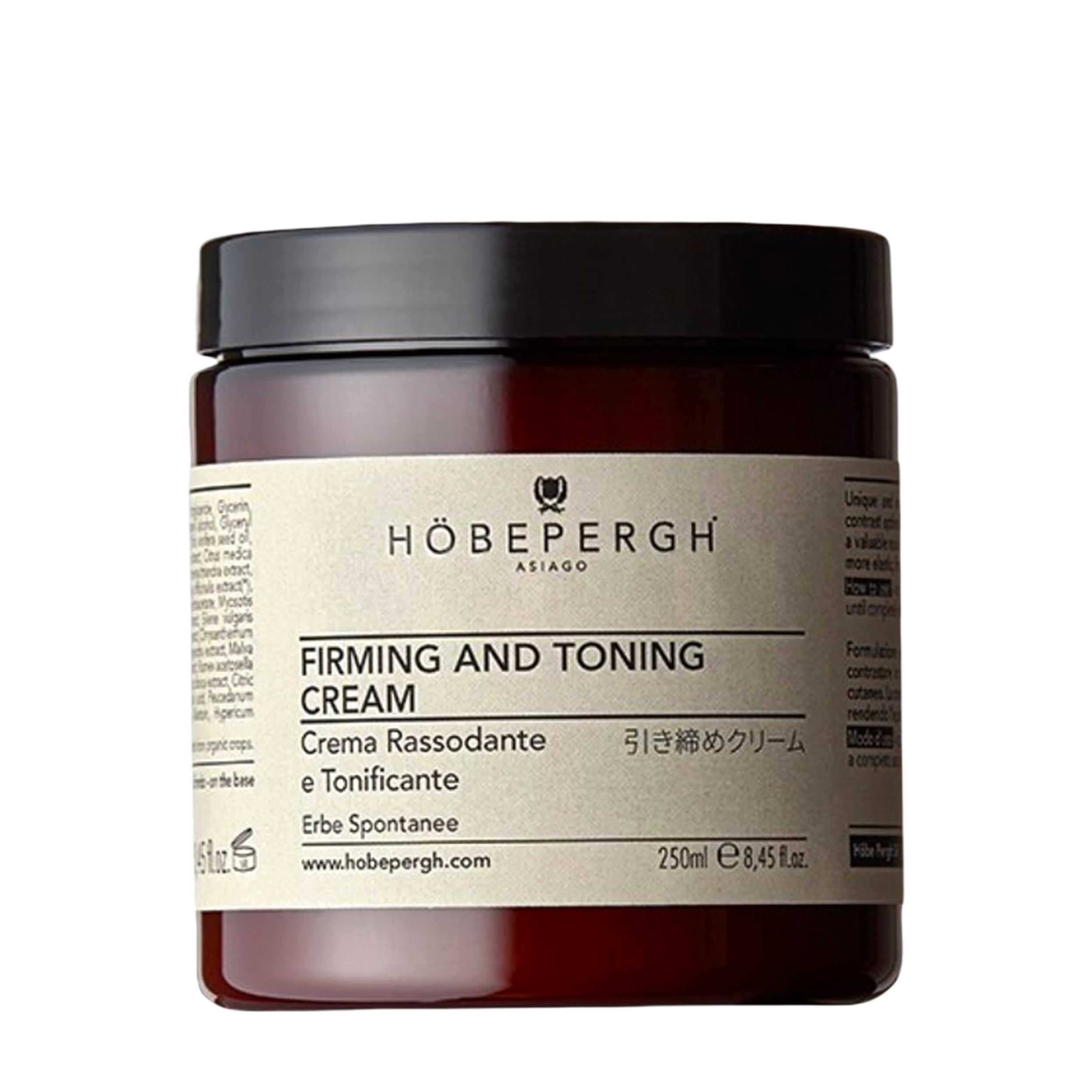 Купить HOBEPERGH Крем для тела укрепляющий и тонизирующий