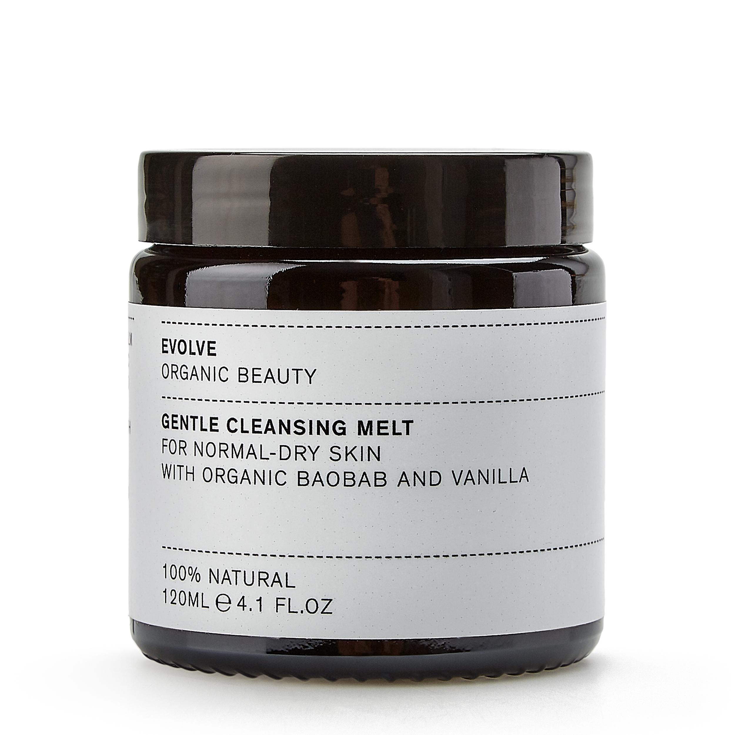 Купить Evolve Organic Beauty Бальзам для очищения кожи «Gentle Cleansing Melt» 120 мл
