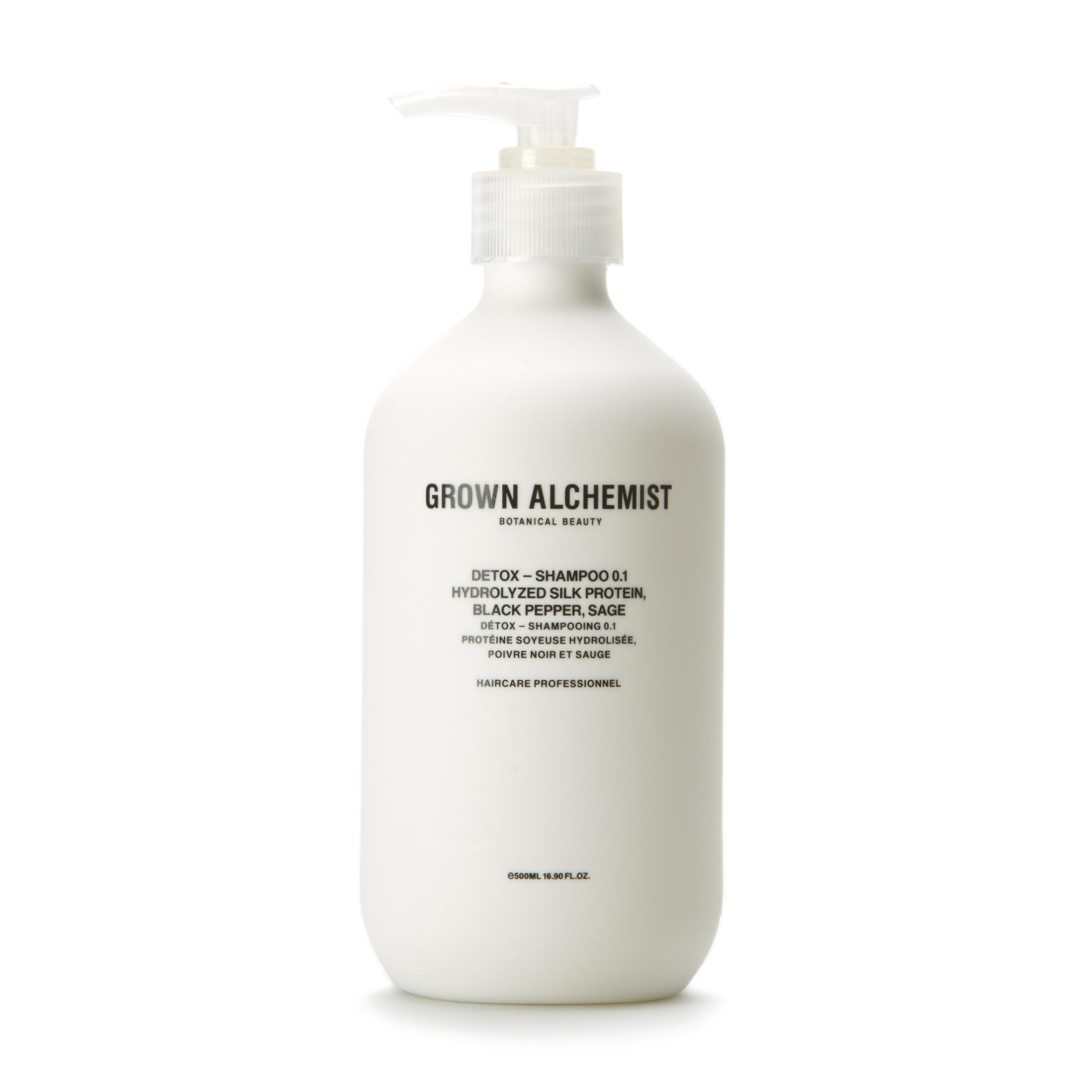 Купить Grown Alchemist Детокс шампунь для волос