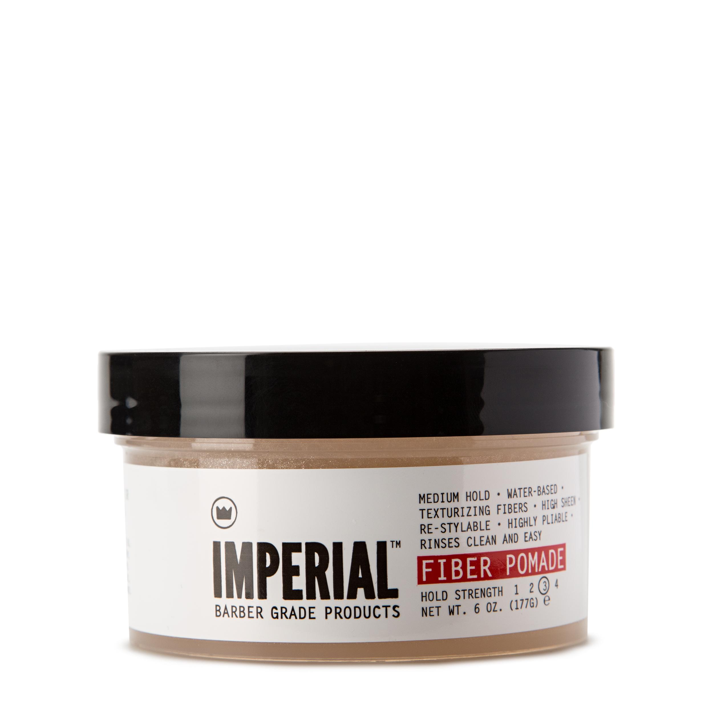 Imperial Barber Средство для укладки волос Fiber Pomade 177 гр фото