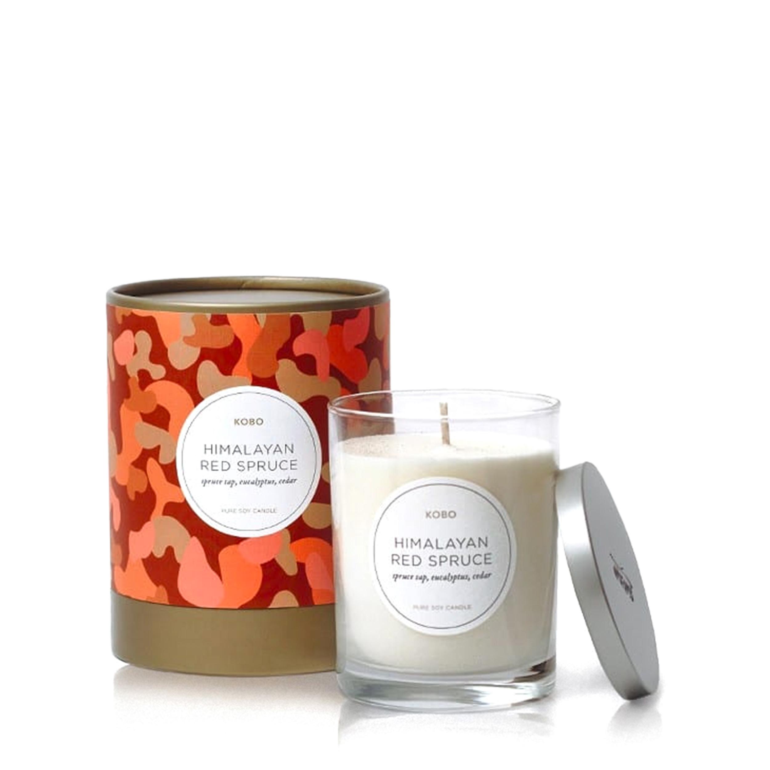 Купить KOBO Ароматическая свеча HIMALAYAN RED SPRUCE