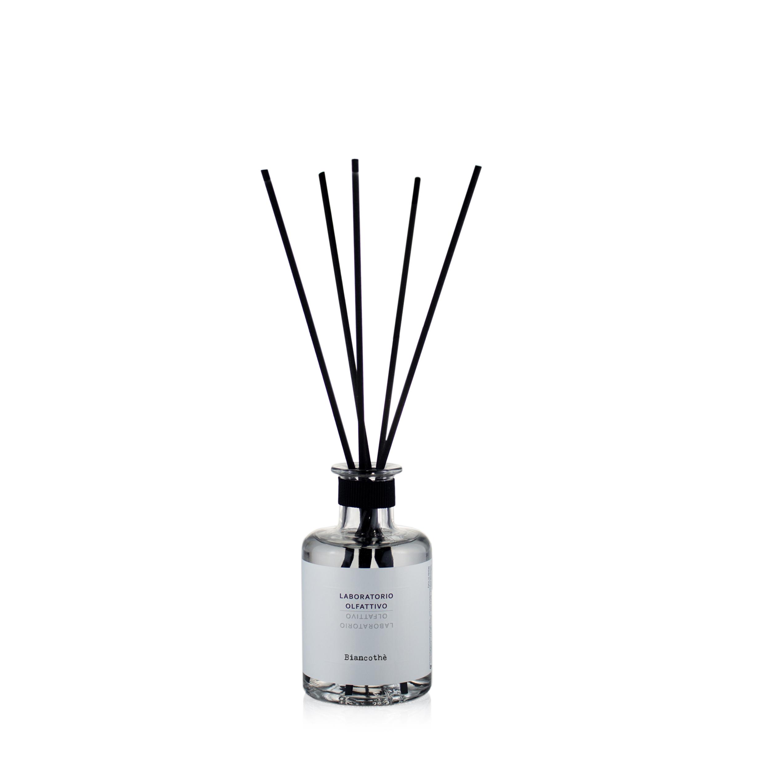 Купить Laboratorio Olfattivo Ароматический диффузор с палочками «Biancothe»