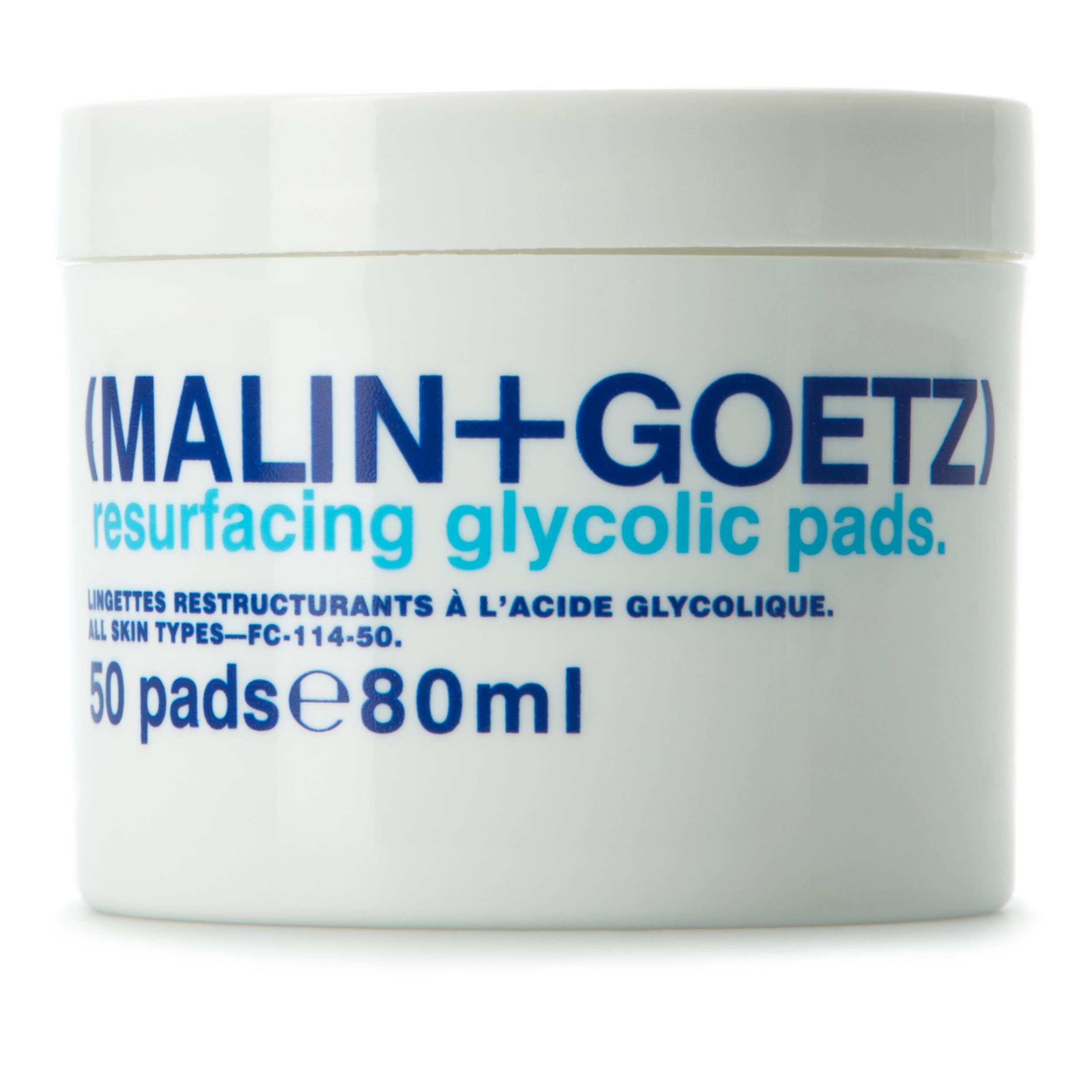 MALIN+GOETZ Обновляющие диски для лица 50 шт фото