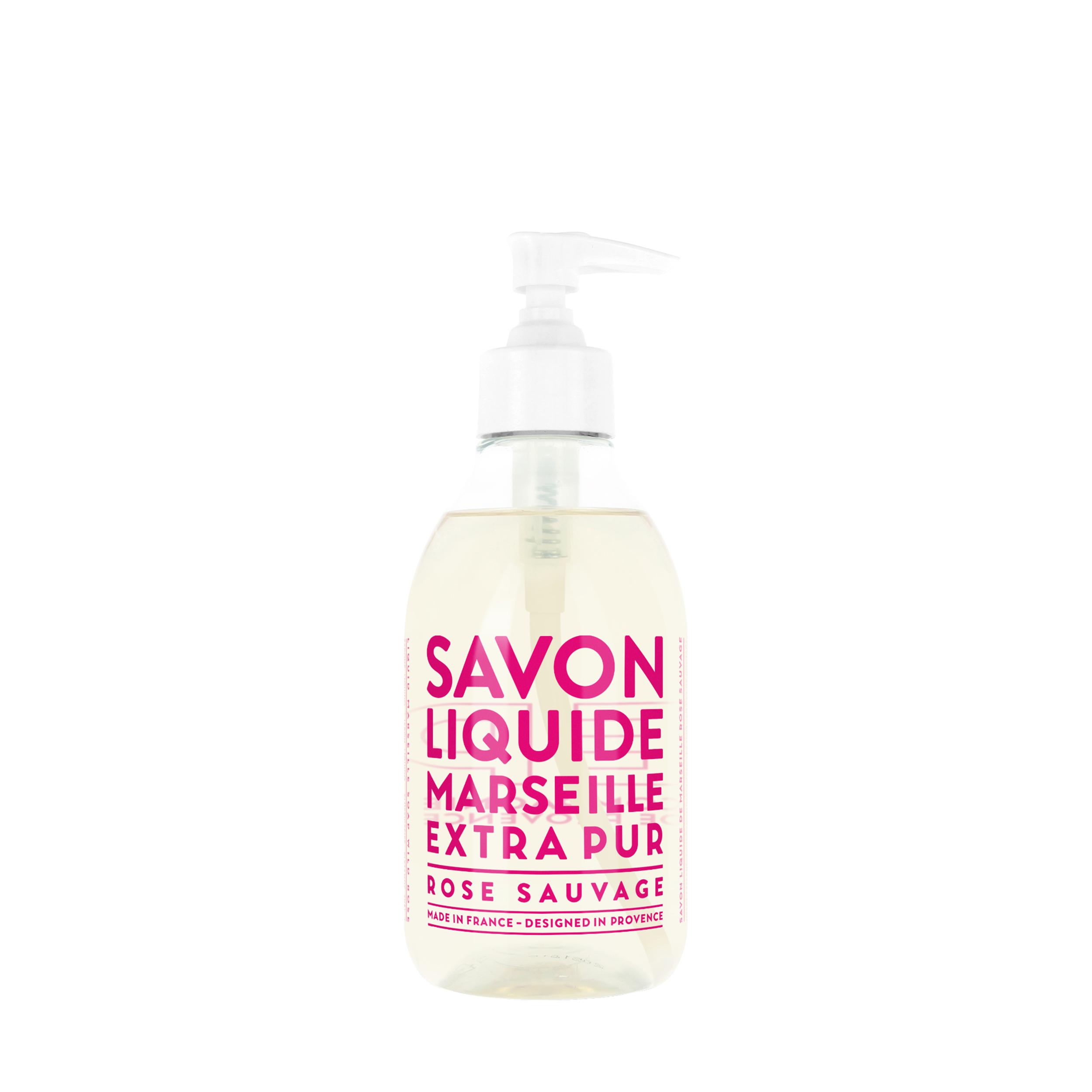 Купить COMPAGNIE DE PROVENCE Жидкое мыло для тела и рук «ROSE SAUVAGE/WILD ROSE» 300 мл