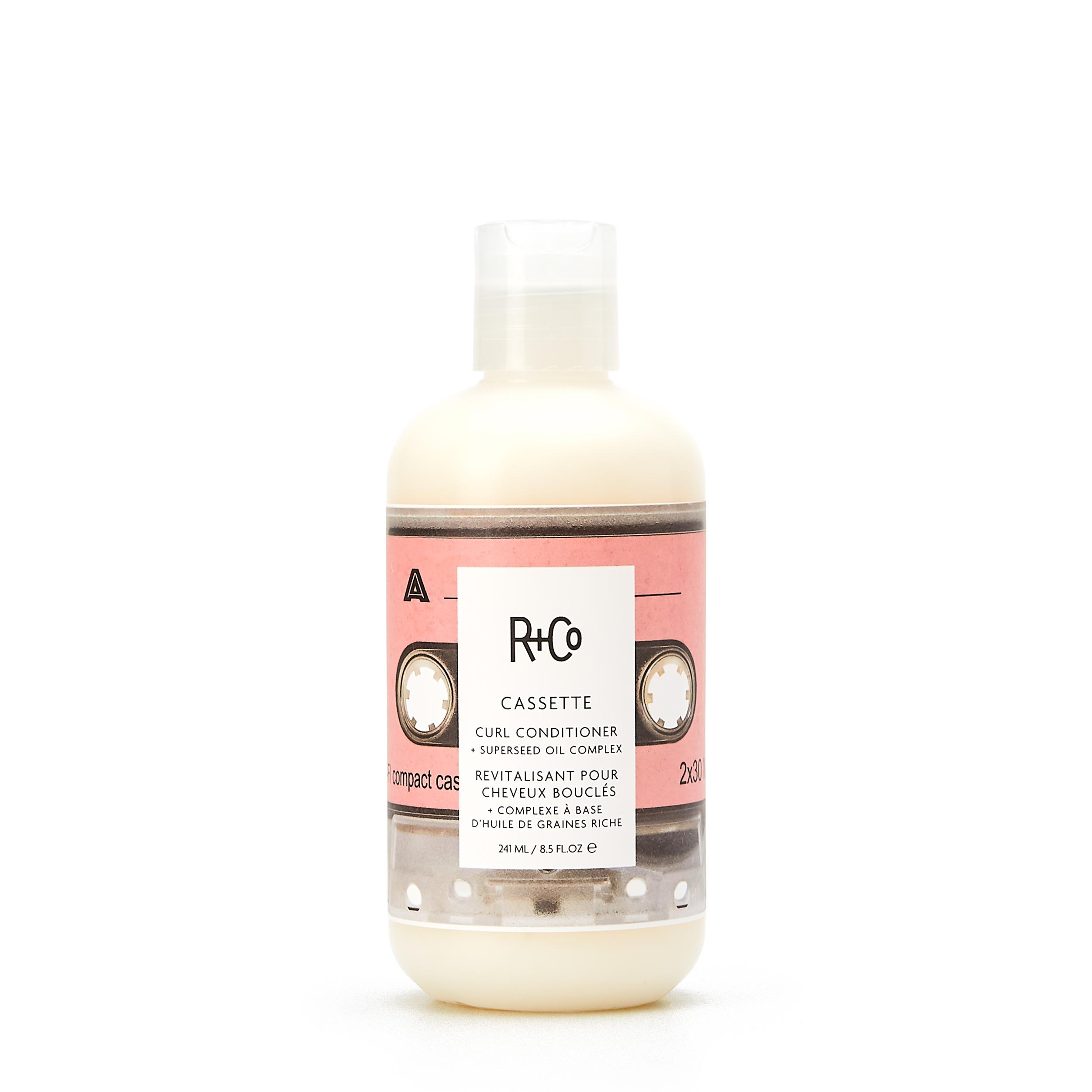 R+CO Кондиционер для вьющихся волос с комплексом масел «Cassette» 241 мл фото