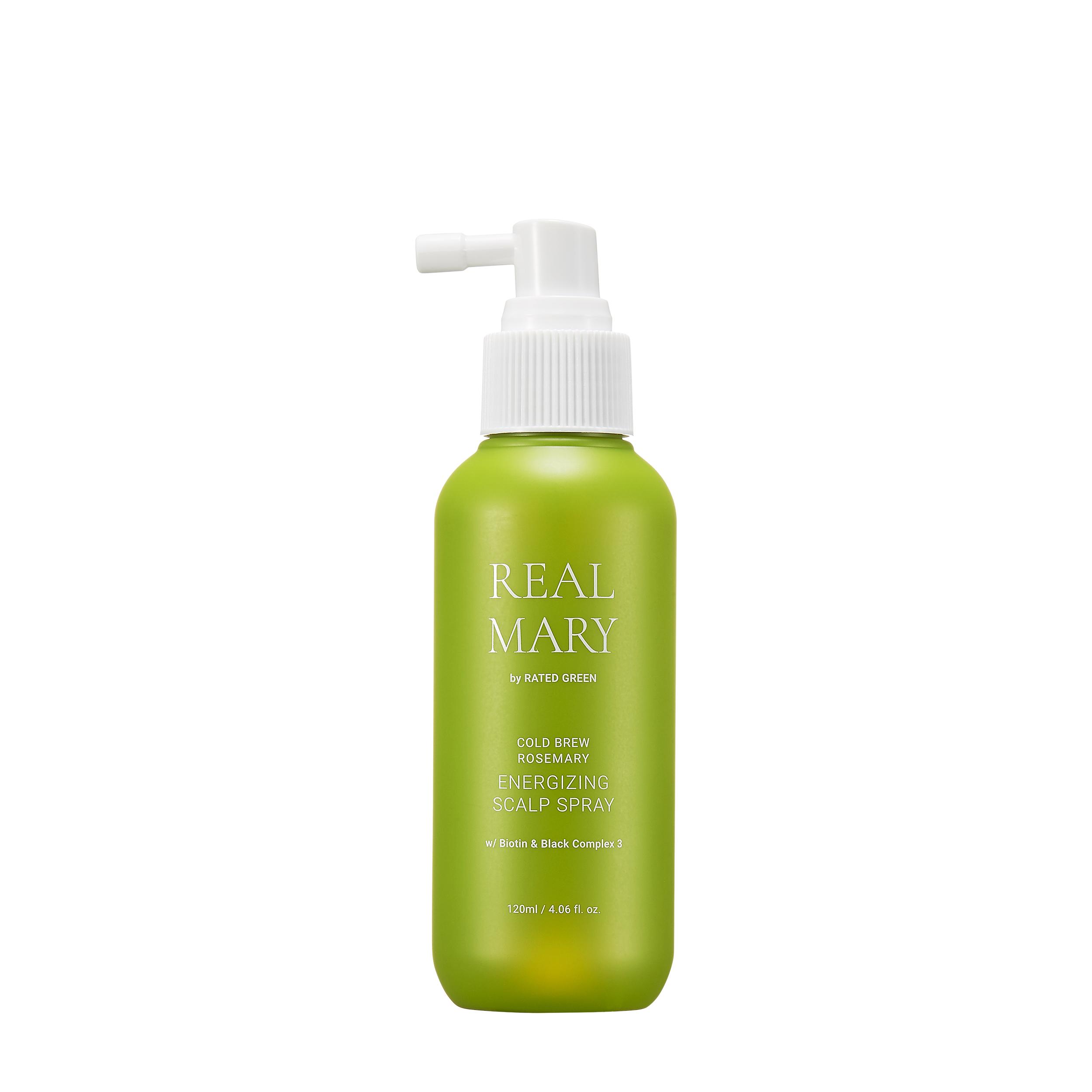 Купить Rated Green Регенерирующий спрей для кожи головы Real Mary Energizing Scalp Spray
