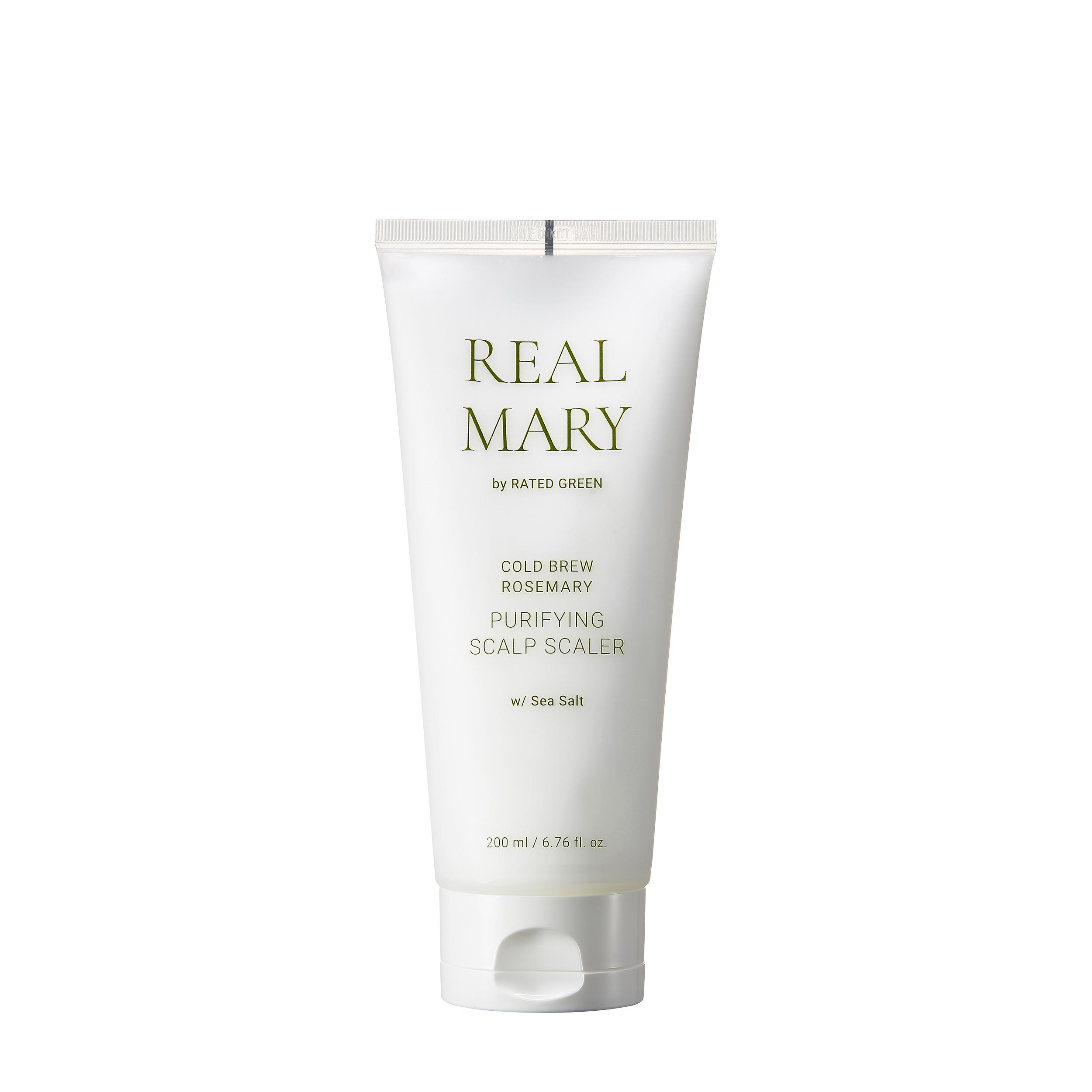Купить Rated Green Очищающая и отшелушивающая маска для кожи головы Real Mary Purifying Scalp Scaler