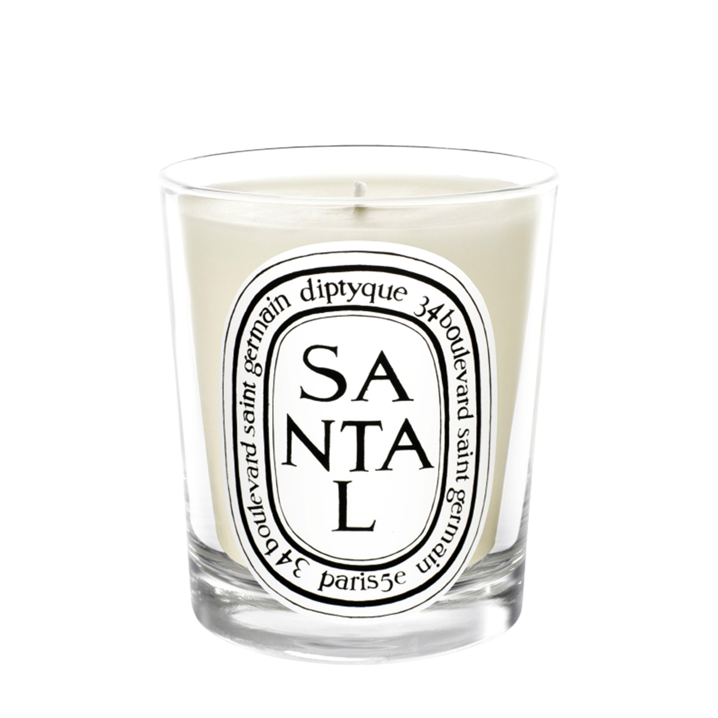 Купить Diptyque Свеча Santal