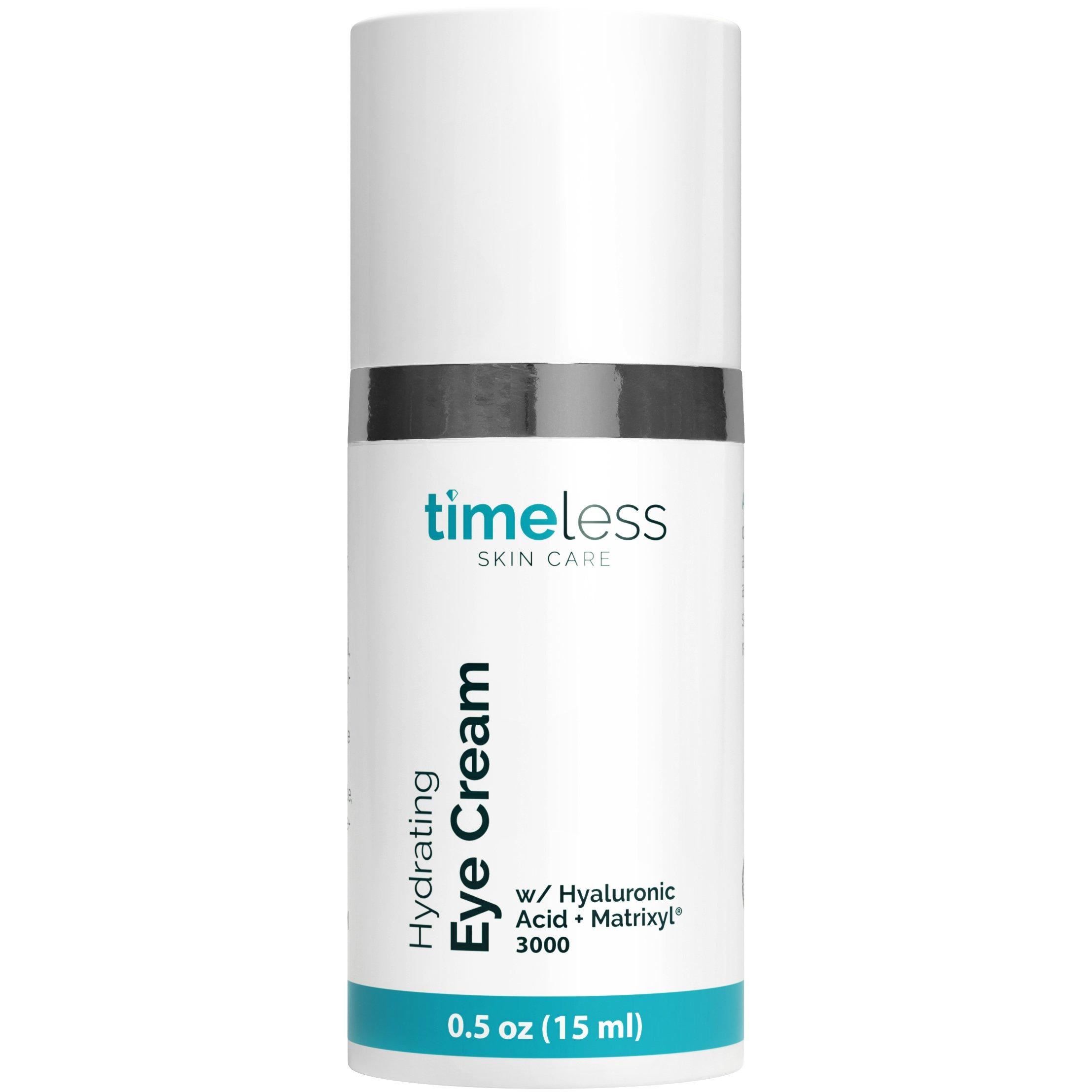 Timeless Skin Care Увлажняющий крем для кожи вокруг глаз 15 мл фото
