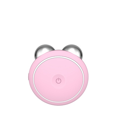 Микротоковый массажер для лица BEAR Mini Pearl Pink